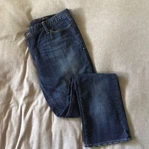 Eddie Bauer Modern fit Barely Boot jeans
